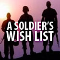 A Soldier's Wish List