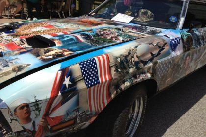 American Spirit Mustang